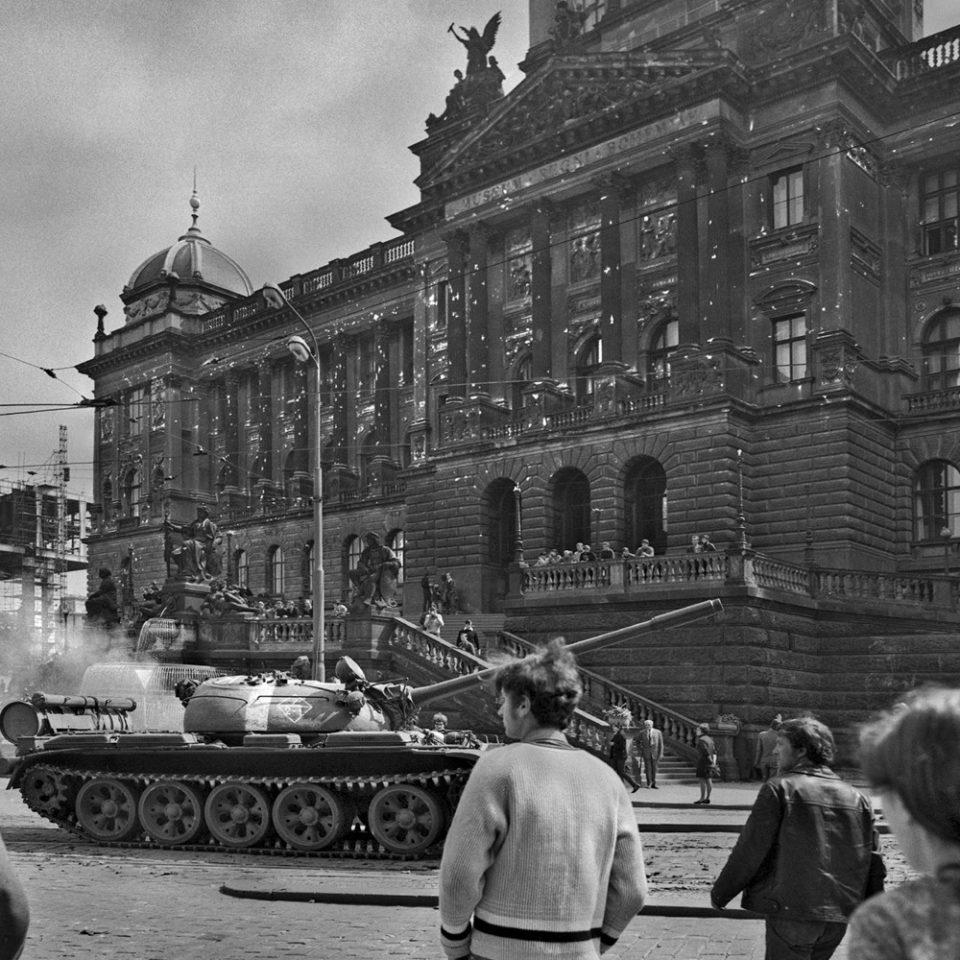 Muzeum 21. srpna 1968, foto Jiří Všetečka