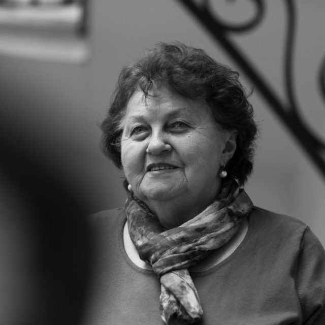 Eva Dušková, foto Lukáš Žentel