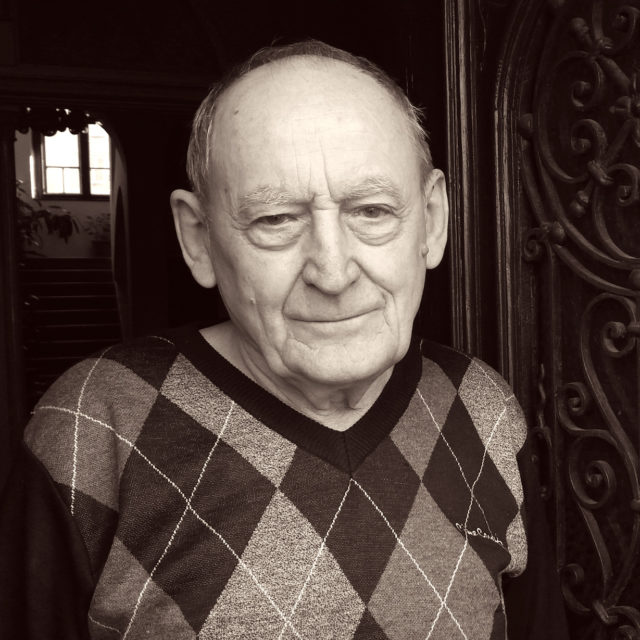 Jaroslav Cibulka v roce 2016