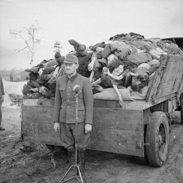Osvobození Bergen-Belsenu