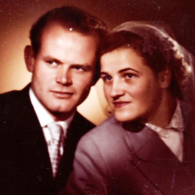 Alois a Růžena Bláhovi