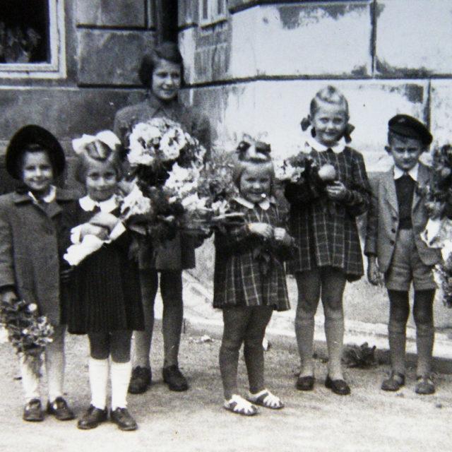 lidické děti po válce