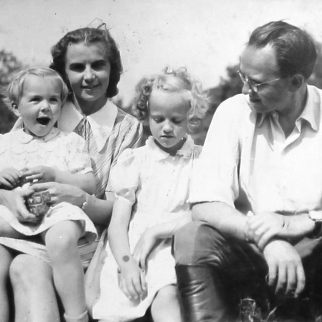 rodina Kaprálova